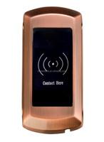 Electronic RFID card digital locker lock