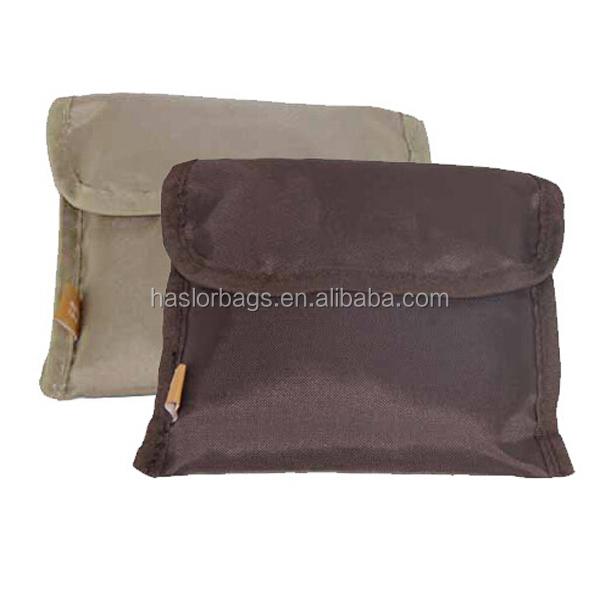 Pas cher personnalisé réutilisable pliable shopping bag