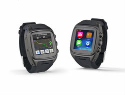 bluetooth smart android watch phone X01 in built system