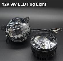 Car Osram LED Fog Light/LED Daytime running light/12V/24V 9W 900LM,osram led driving light
