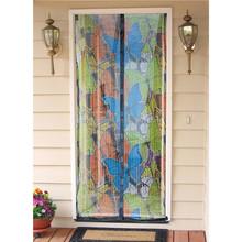 Magnetic Door - butterfly design