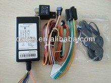 Vehicle GPS Tracker GT06N with GSM & GPS antennas and SOS alarm