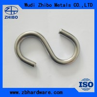 S Shaped/Type Hook ,S-Hook,stainless steel rigging hardware products