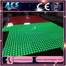 ACS 50*50cm new design portable led dance floors for sale dj equipmet 5050 SMD