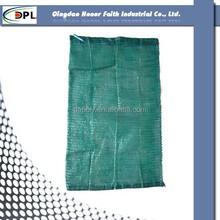 Profesional de China productor de calidad superior pp tubular de malla bolsa cebolla