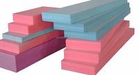 Nice Pink eps wall panel/SHUNAN high quality Extruded polystyrene insulation board(XPS)