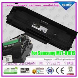 From for samsung ML-2165W/SF-760P/SCX-3405FW/SCX-3401/ML-2161 printer compatible samsung 101 toner cartridge