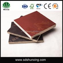 Wbp/melamine/ phenolic plywood