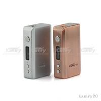 new products mini e cigarette mod kamry 20 Kamry original factory wholesale health e-cigarette Kamry20 mini box mod