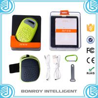 2015 Bonroy Hot Selling Silicone Sucker Mini Wireless mini Bluetooth waterproof speaker For mobile phone