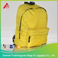 Wholesale low price high quality 600D polyester thule backpack