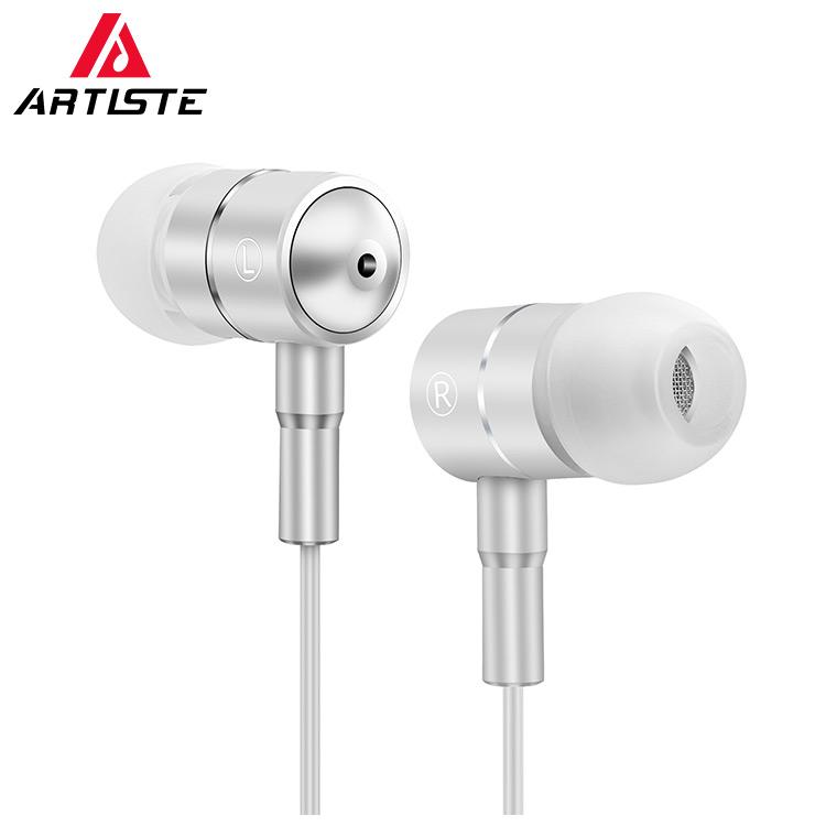 ARTISTE de Haute qualité Filaire stéréo in-ear écouteur avec favorable prix