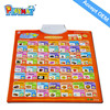 2015 Eletronic plastic toys Kids phonetic learning toys Learn daily necessities Funny Toys Cheap price CE 62115