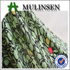 Mulinsen Textile 96/4 polyester spandex fabric shaoxing tulip print fabric