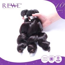 Direct Factory Price Natural And Beautiful Wavy Of Types Hard Tied Hair Weft Moscow