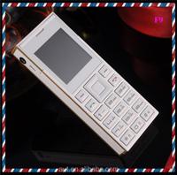 Dual band dual sim car kids mobile phone F9 with white clour