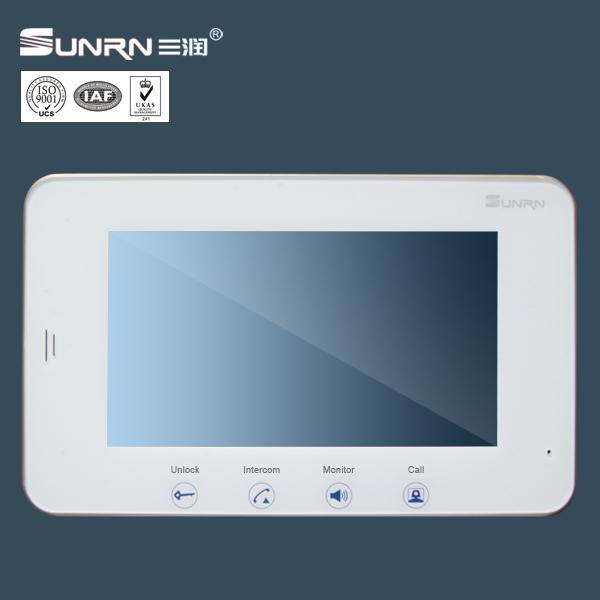 Video Door Phone Intercom Security Equipment Intercom System For ...