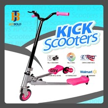 new design freestyle 200mm push kick scooter child, suspension spring scooter JB315 EN71/14619 APPROVED OEM acceptable