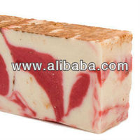 Red Clay Olive Oil Artisan Cold Process Soap Loaf 1.25kg