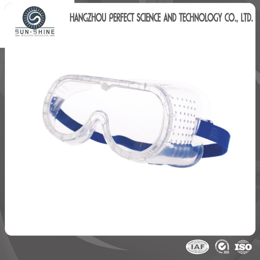 Laboratorio 2 Piezas Claro Seguridad Lentes Personal Protector Equipo Transparente Gafas Protecci/ón UV Proteccion Adulto Terminado Lentes para Construcci/ón Qu/ímica Clase