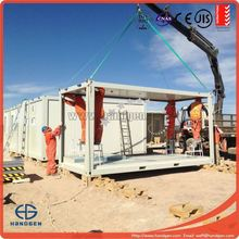 Laundry flat prefabricated houses container