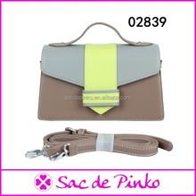 New design bag women trend 2015 leather women bag