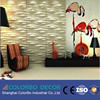 waterpoof decorative wall covering designs TV wood wall panel