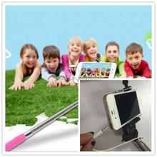 Hot sale selfie stick private label carbon with mirror extendable selfie stick