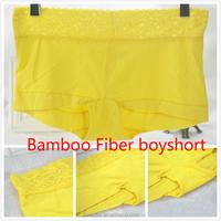 New Style Best Selling Bamboo Fiber Quick Dry Multicolor Women Underwear Fat Women Panties