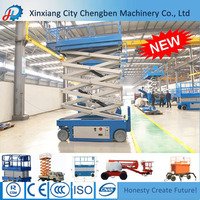 Self-Propelled skyjack scissor lift with fully functional operating