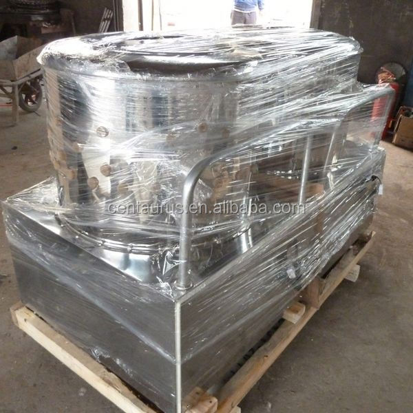 New design popular product machine for removing poultry feathers with good price and high efficient