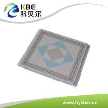 Hot sale banquet hall 60x60 pvc ceiling tile