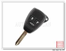 Automobile Remote for Chrysler key 3 button 433Mhz 2015 Promotion Key [ AK015017 ]