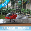 H001 New Product 3.5 Channel Alloy RC Toys Helicopters Toy For kids With Light & Gyro