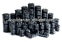 Professional 200V 330UF Capacitor Manufacturer Brand Glan & Kencon Strobe & Photo Flash Capacitor
