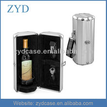 1 Bottle Aluminum Wine Case ZYD-JX17