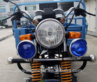 Adult drift cabin three wheel motorcycle bike made in China