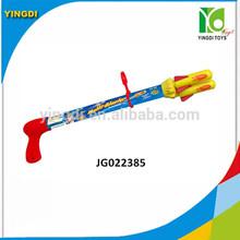 2014 eva nuevo diseño del cohete de aire tirador de pistola para la venta