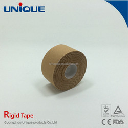 T-Factory direct sports Rigid Srapping Tape 25mmx9.1m OEM/ODM