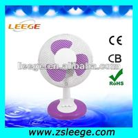 leege factory supply the 2013 best selling table fan FT-23A