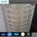 Malla soldada de alambre galvanizado de 1,2 m * 25m * 14,5 kg * 1/2 pulgadas