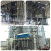 2015 new design large capacity sinking fish feed pelleting line