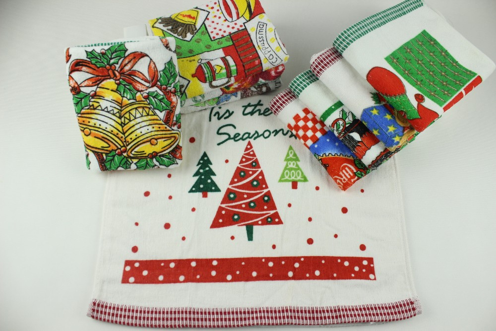 Christmas Tea Towels uk Christmas Tea Towels