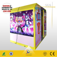 WD-C05 coin operated karaoke machine with cd recorder/jukebox machine for sale /karaoke jukebox