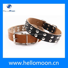 China Factory High Quality Cheap Wholesale Dog Collar Leather