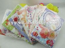 Packed birthday/festival greeting cards