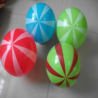 PVC inflatable full printed ball