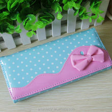 Newest PU leather clutch bag wholesale