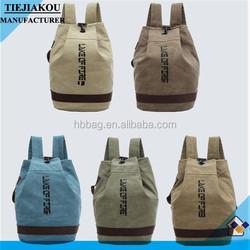 Printing letter custom backpack leisure style