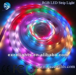 China Supplier with CE RoHS Certificate 5050 Flexible SMD RGB LED Strip